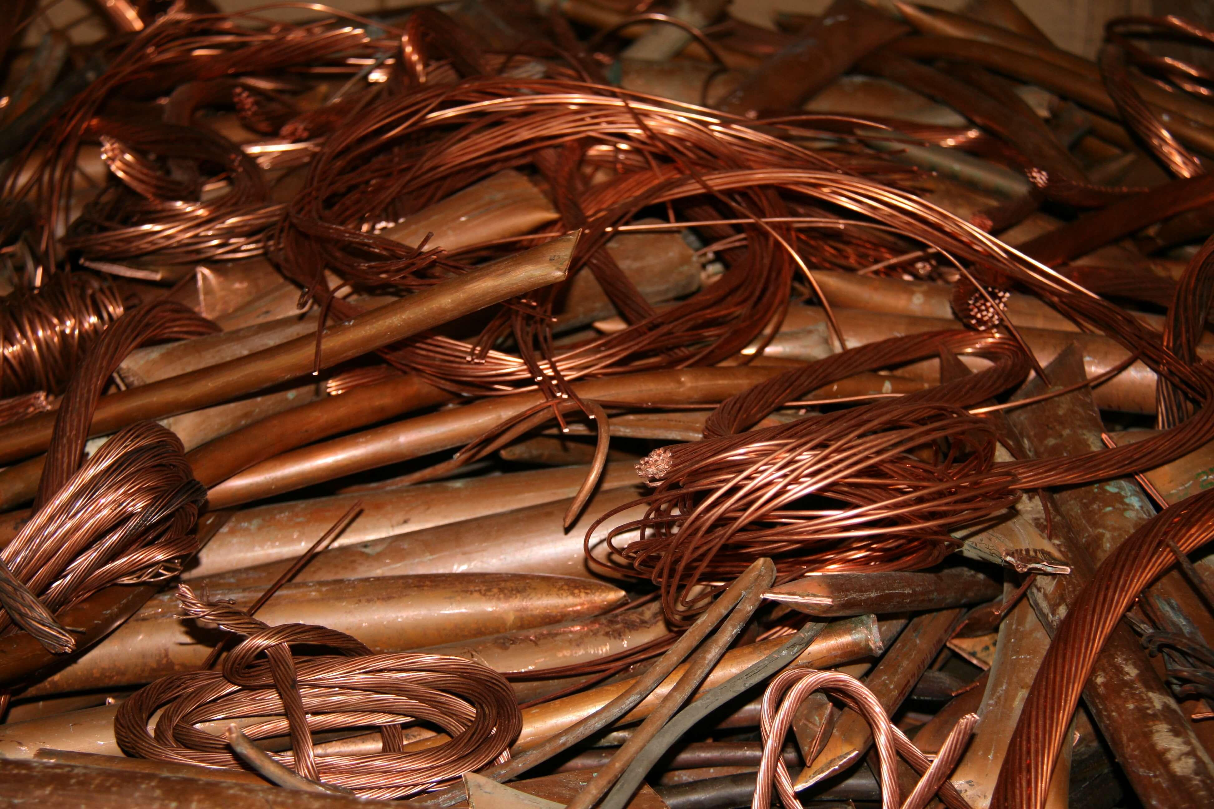 Медь микс в пунктах приема металлолома НЗ Металл